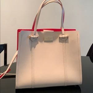 Kate Spade 3 compartment tote